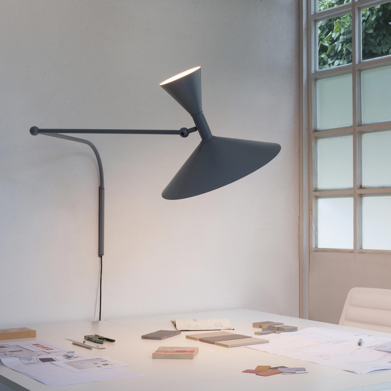 "Lampada ""Lampe de Marseille"" Nemo Le Corbusier"