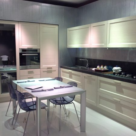 Cucina Glamour di Doimo Design Romano Giacomazzi