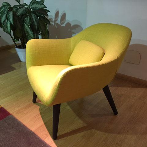 Poltrona Mad Chair di Poliform Design Marcel Wanders