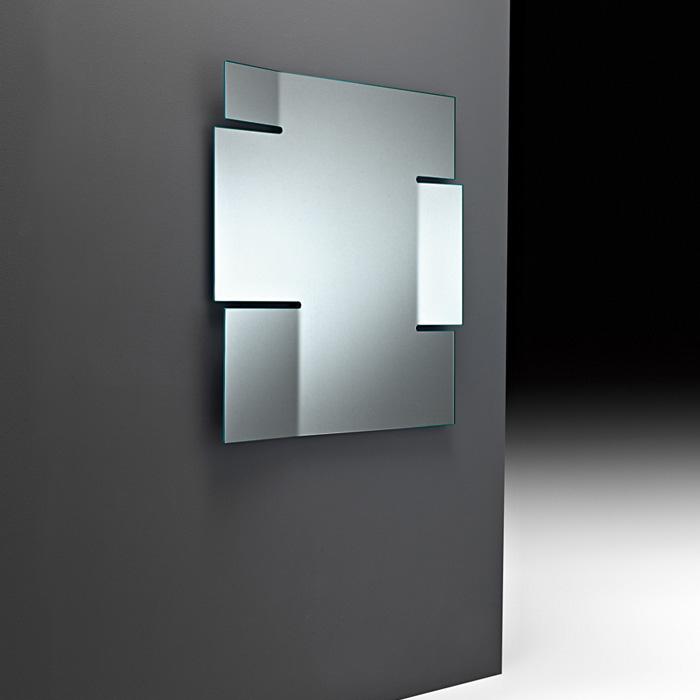 Specchio Hiroshi di Fiam Design Marta Laudani e Roberto Romanelli