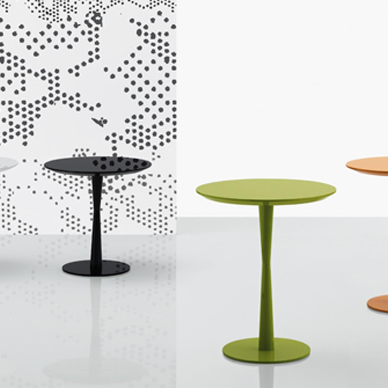 Tavolino Flute di Poliform Design Roberto Barbieri
