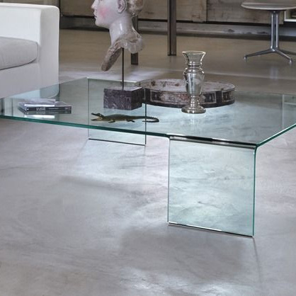 "Tavolino ""Neutra"" Fiam Italia design Rodolfo Dordoni"