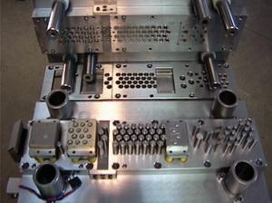 Примеры многониточной штамповки