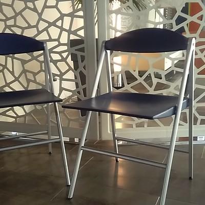 Sedia Donald di Poltrona Frau Design Studio Cerri & Associati