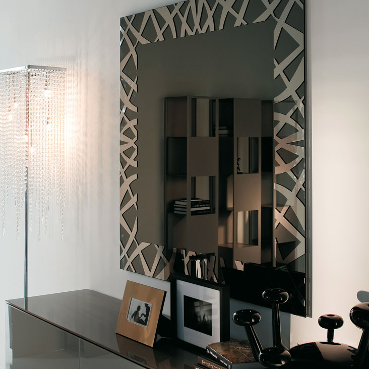 Specchio Kenya di Cattelan Design Andrea Gulisano