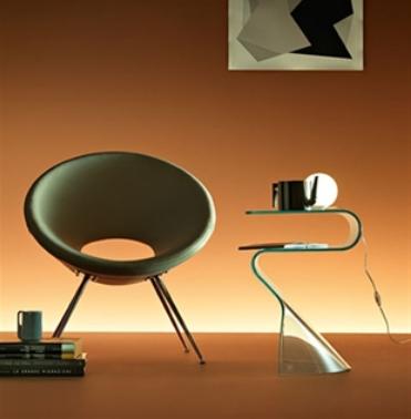 Tavolino Toki di Fiam Design Setsu e Shinobuito