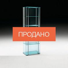 Vetrina Milo Day di Fiam Design Ilaria Marelli
